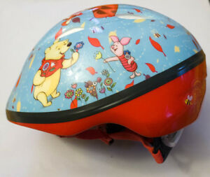 Bell Winnie The Pooh Infant Toddler Bike Helmet
