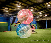 Bubble Soccer Adventures is HIRING!!!