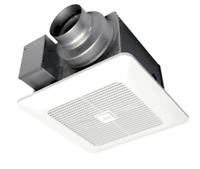 Bathroom Exhaust Fan Replacement