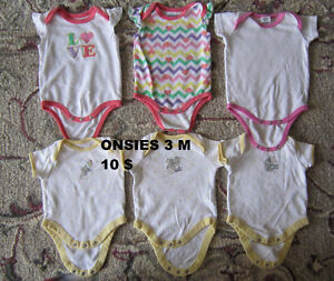Baby girl clothes 0 to 3 months. London Ontario image 5