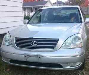 2001 Lexus LS430 Certified and E-tested