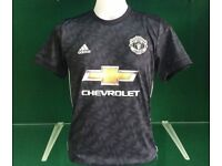 Manchester United Away Kit 2017/2018