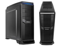 New Core i5 Gaming PC - GTX760oc, 16GB RAM, 120 SSD, 1TB HDD, Core i5-2500k, Antec case...