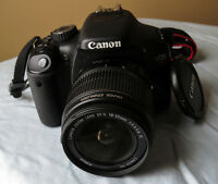 Canon Rebel T2i DSLR