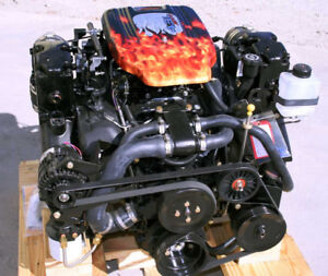 MARINE ENGINES NEW V-6 V8  SAVE $$$ UNBEATABLE WARRANTY