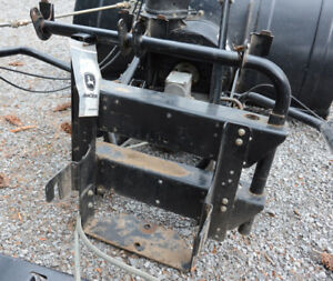 Snow Blower Attachment for Lawn Tractor