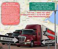 |Movers in Windsor - Local & Long Dist. 3 HR PROMO!