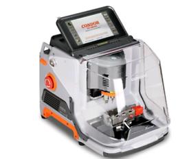 Xhorse Condor XC-Mini Plus key cutting machine.