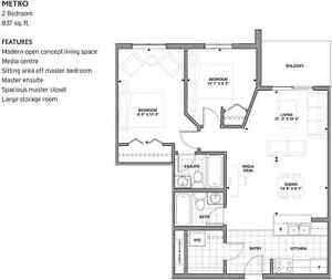 Top Floor Brand New Condo - Purchase Transfer, Windermere