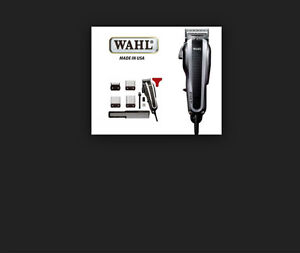 WAHL ICON V9000 / TANDEUSE PROFESSIONNEL