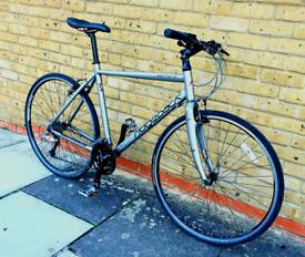 Ridgeback hybrid road bike MD
