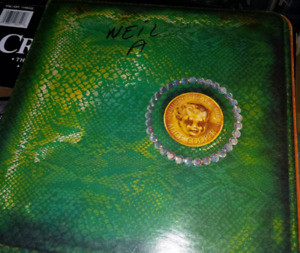 Alice Cooper - Billion Dollar Babies vinyl lp record