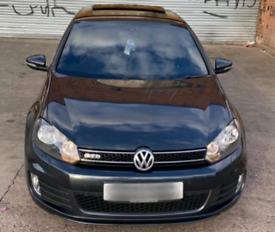 61 reg VW GOLF GTD DSG FULLY LOADED
