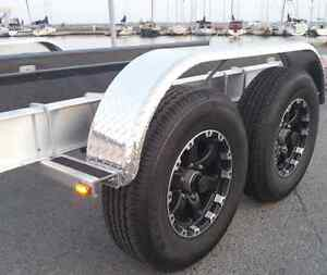 2017 ALUMINIUM 6000lbs BOAT TRAILER +COMMANDER SERIES +DELIVERY Peterborough Peterborough Area image 4