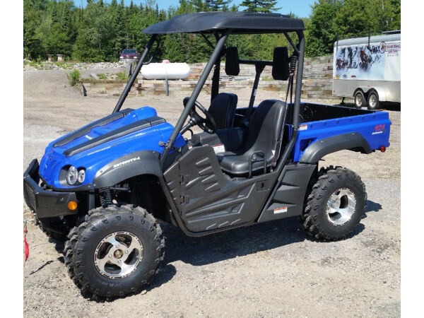 Used 2014 Hisun ROUGH-RIDER