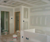 Experienced drywall taper.