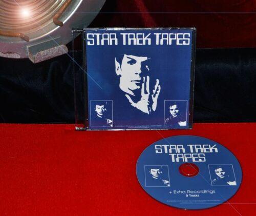 STAR TREK TAPES CD, Copy of 1975 Leonard Nimoy & CAST Photos, SIGNED, Sealed