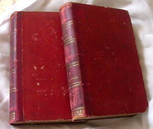 Antique Books French Histoire Universelle Anciene & Romaine 1850