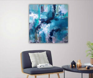 ART - Tableau abstrait, peinture abstraite, oeuvre originale