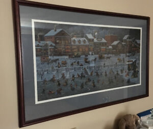 Collectible Signed Art by Charles Wysocki