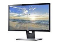 Slim Virtually New Dell 22inch Professional LED Widescreen Monitor HDMI,VGA