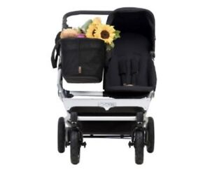 Mountain Buggy Duet side Joey tote