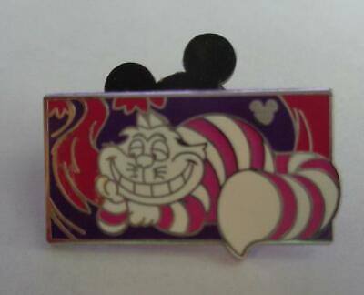 Hidden Mickey Disney Pin #4 of 6 Cheshire Cat