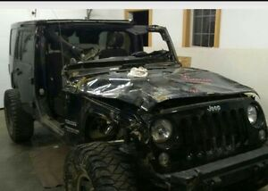Looking for Jeep Wrangler JK parts and Half-Doors