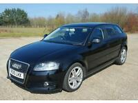 2010 Audi A3 1.6 TDI Sport Sportback 5dr Just Serviced HPI Clear MINT CONDITION