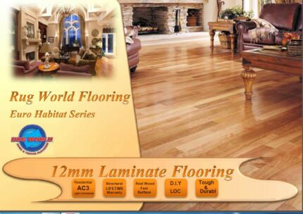 12mm Laminate, Bamboo & Solid Timber Flooring Narellan Camden Area Preview