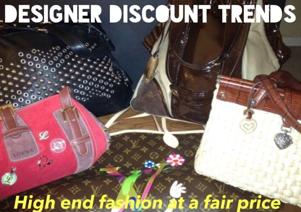 Designer Discount Trends
