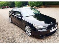 2005 525d BMW