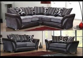 Brand New Shannon Sofa Set For Sale