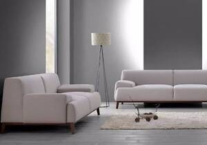 【Brand New】Minna Fabric 2+3 Sofa Lounge Set Nunawading Whitehorse Area Preview