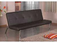 Seattle click clack sofa bed