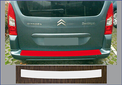 Ladekantenschutz Lackschutzfolie transparent Citroen Berlingo ab 2008
