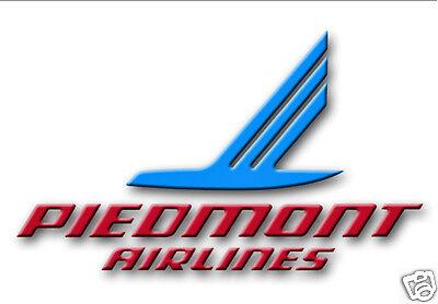 """Piedmont Airlines Logo Fridge Magnet 3.25""""x2.25"""" Collectibles (LM14155)"""