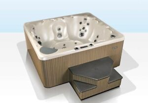 Beachcomber 578 Hot Tub with sound system.
