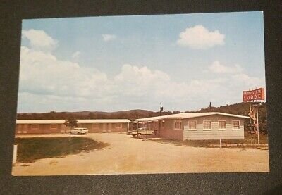 HOLLISTER , MO Missouri PARK VIEW LODGE~Table Rock Lake Postcard  for sale  Smithville