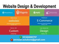 Website development & mobile application