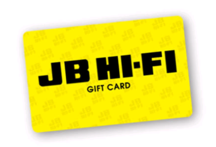JB hifi 5% discount e gift card value $50