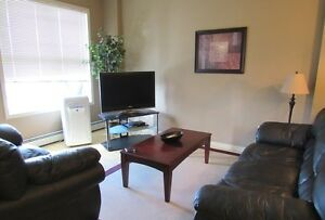 FULLY FURNISHED  ONE  BEDROOM CONDO  AVAILABLE NOV 1 Edmonton Edmonton Area image 5