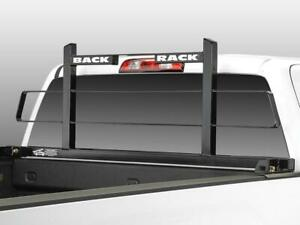 BACKRACK Cab Guard Headache Rack With Hardware Kit | Silverado GMC Sierra RAM F150 F250 Tundra Tacoma Colorado Canyon
