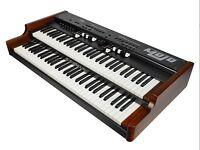 Crumar Mojo Double Manual Organ (Hammond Clone) (Not Korg Roland Yamaha Kurzweil)