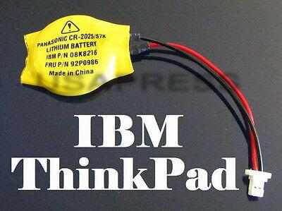 IBM BIOS RTC BACKUP CMOS BATTERY ThinkPad 600 600E 600X
