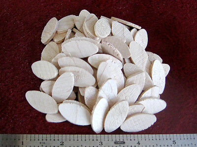 100 Qty Ryobi R3 #R3 Biscuits Wolfcraft Ridgid Accu Biscuit Joiner DBJ50 USA