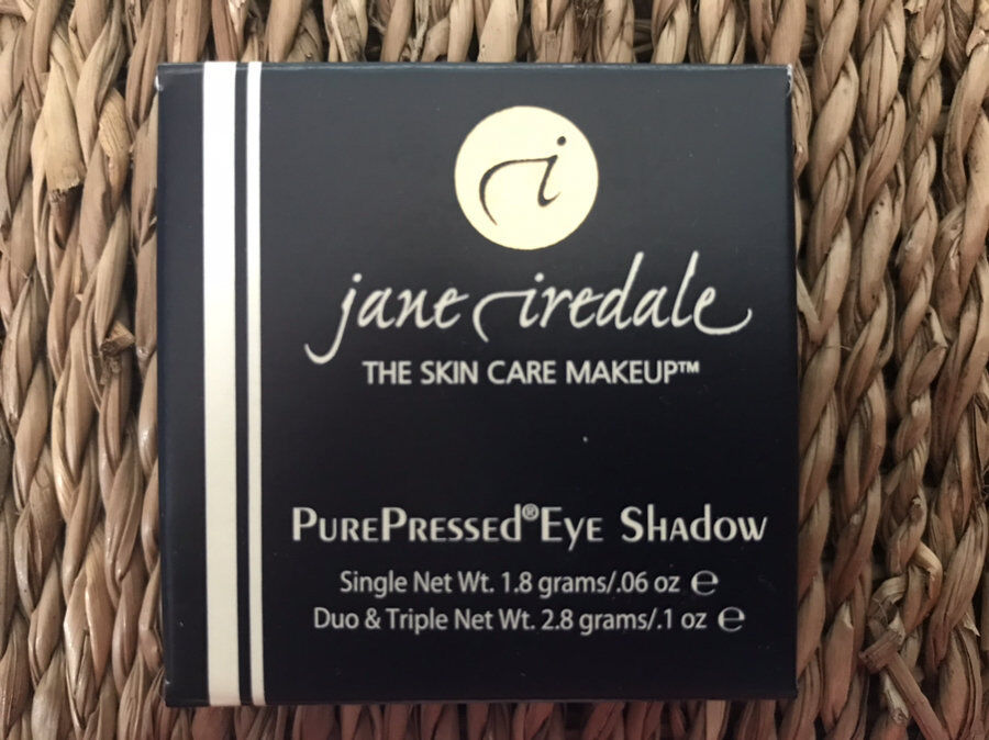 Jane Iredale PurePressed Eye Shadow - Single Double Triple -