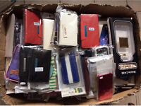 Joblot of 180 phone covers and cases £ 80 Ono