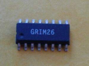 GRIM26 SO-16 (NOS) - <span itemprop=availableAtOrFrom>Warszawa, MAZOWIECKIE, Polska</span> - GRIM26 SO-16 (NOS) - Warszawa, MAZOWIECKIE, Polska
