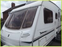 Swift Abbey 5 Berth Luxury Touring Caravan Ace Sterling Group REDUCED